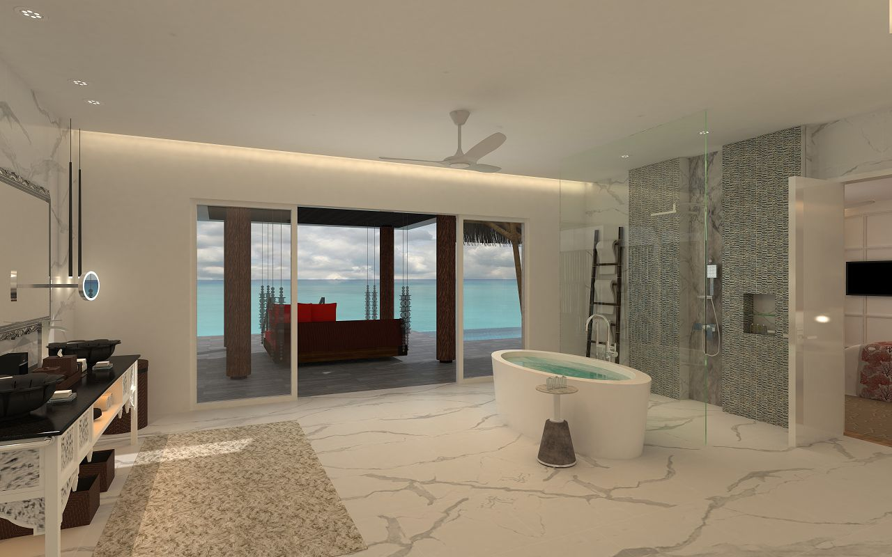 Superior Water Villa with Pool (7)