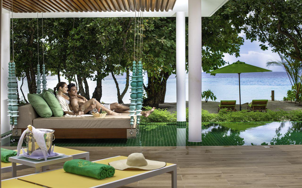 Superior beach villa (2)
