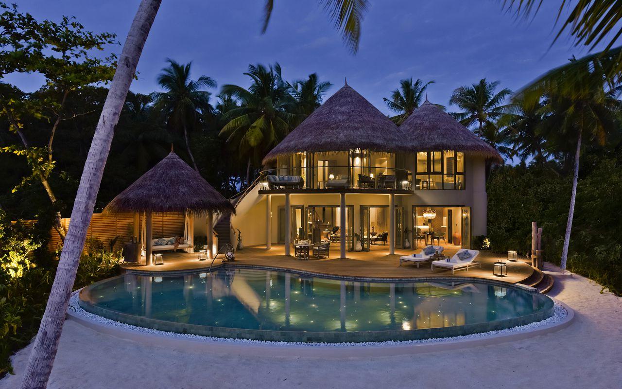 The Nautilus Maldives Beach Residence (1) exterior