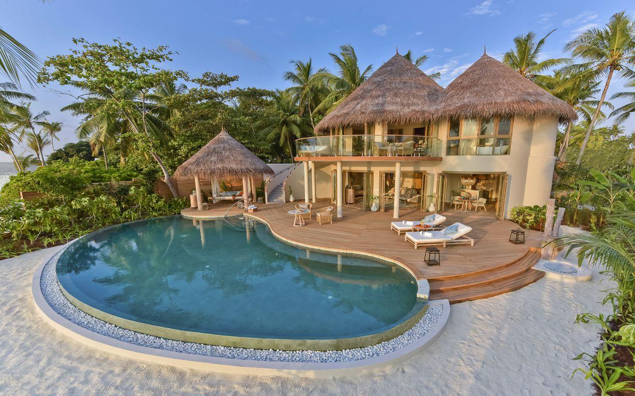 The Nautilus Maldives Beach Residence (2) exterior