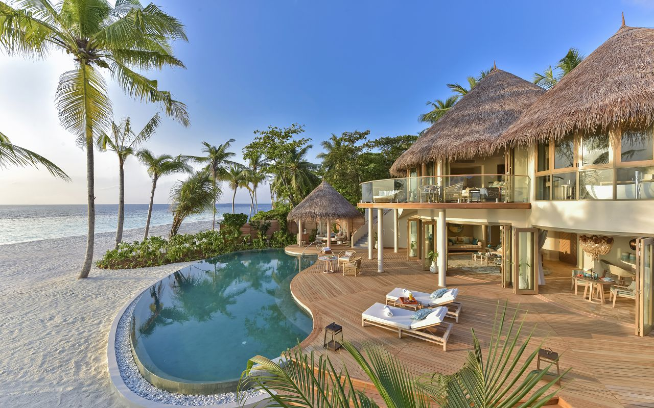 The Nautilus Maldives Beach Residence (3) exterior