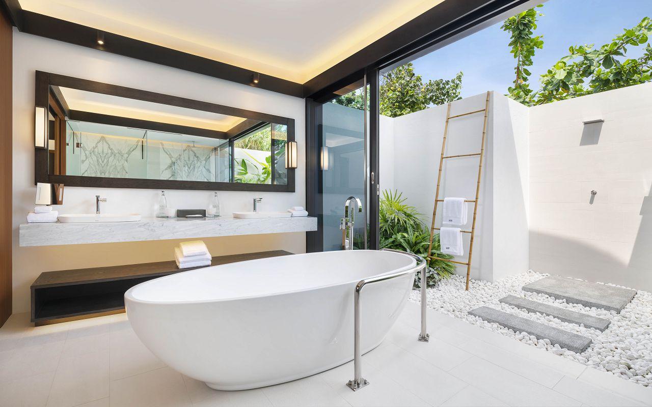 2 bedroom beach Villa (1)