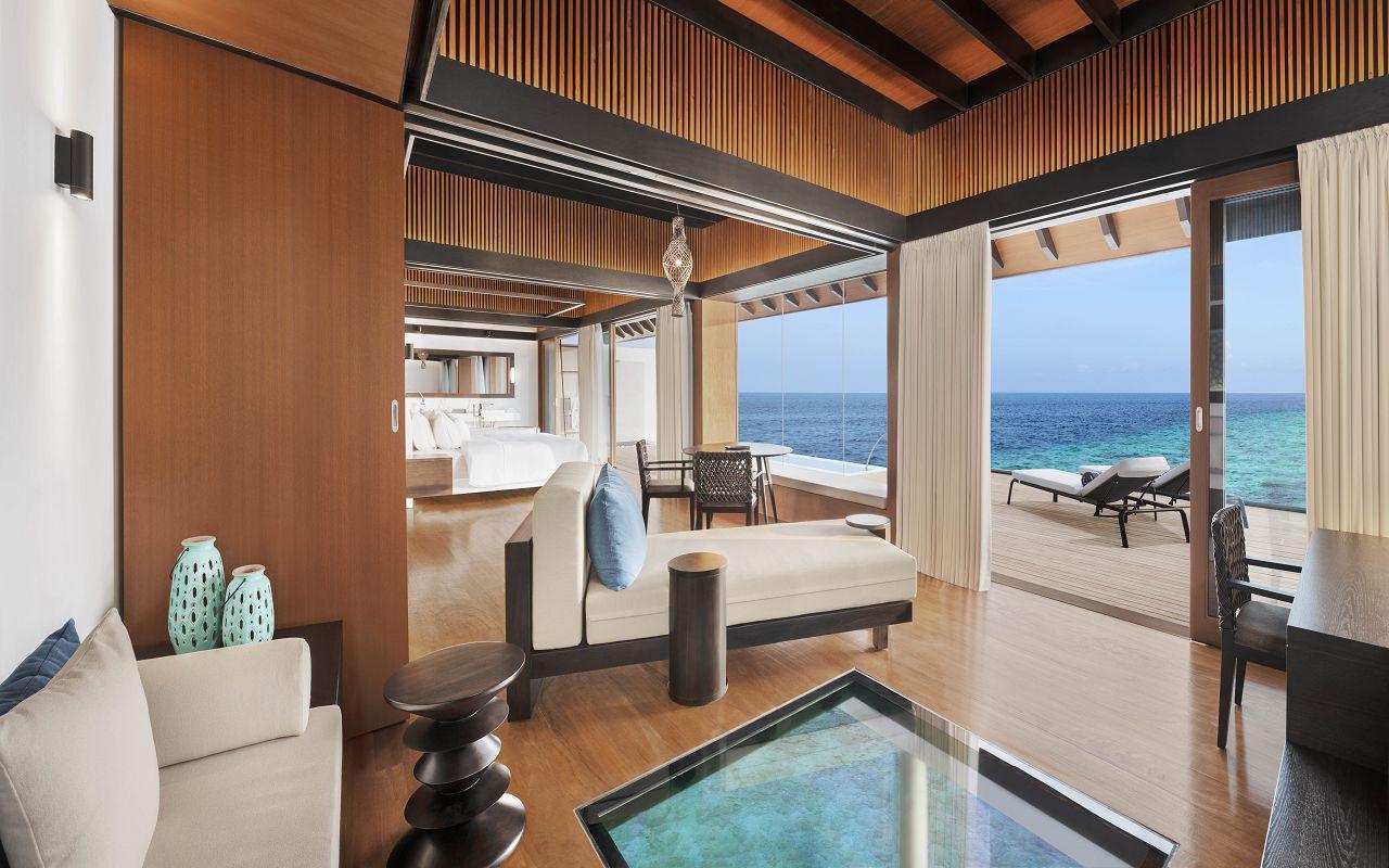 The Westin Maldives Miriandhoo Resort