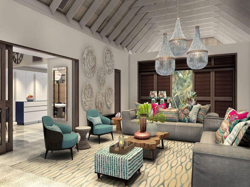 Seven-Bedroom Presidential Villa