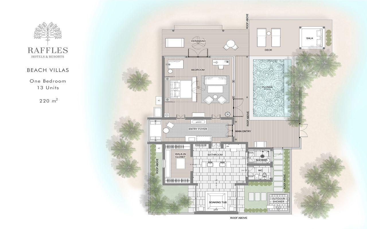 01-Beach Villas