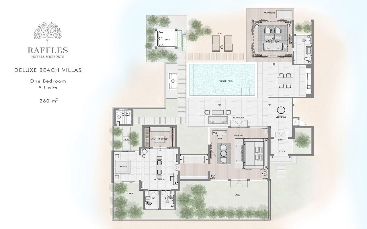 02-Deluxe Beach Villas