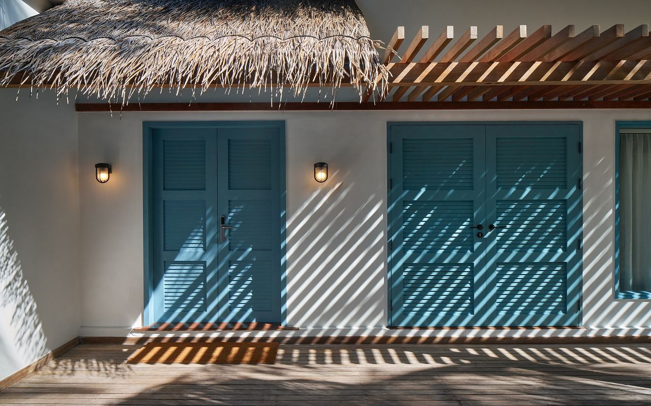 8- Beach Villa Exterior view