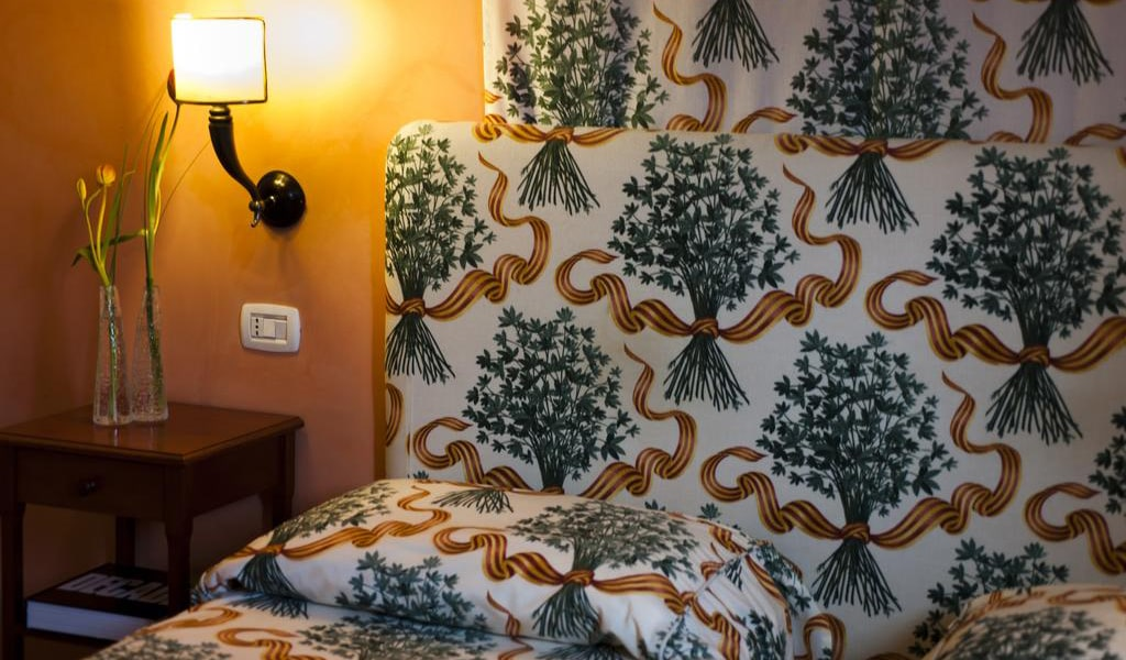 Double or Twin Room with Free WIFI and Parking-min