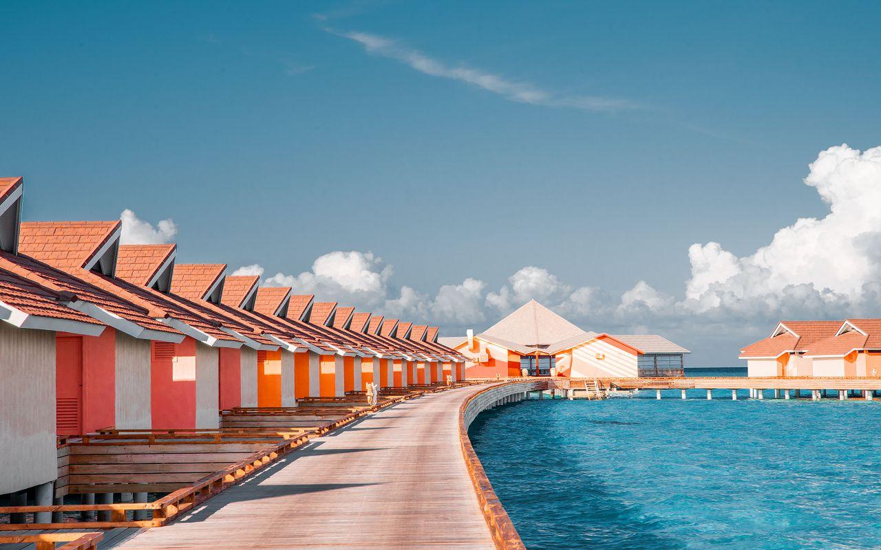 2 Bedroom Lagoon Overwater Villa (2)