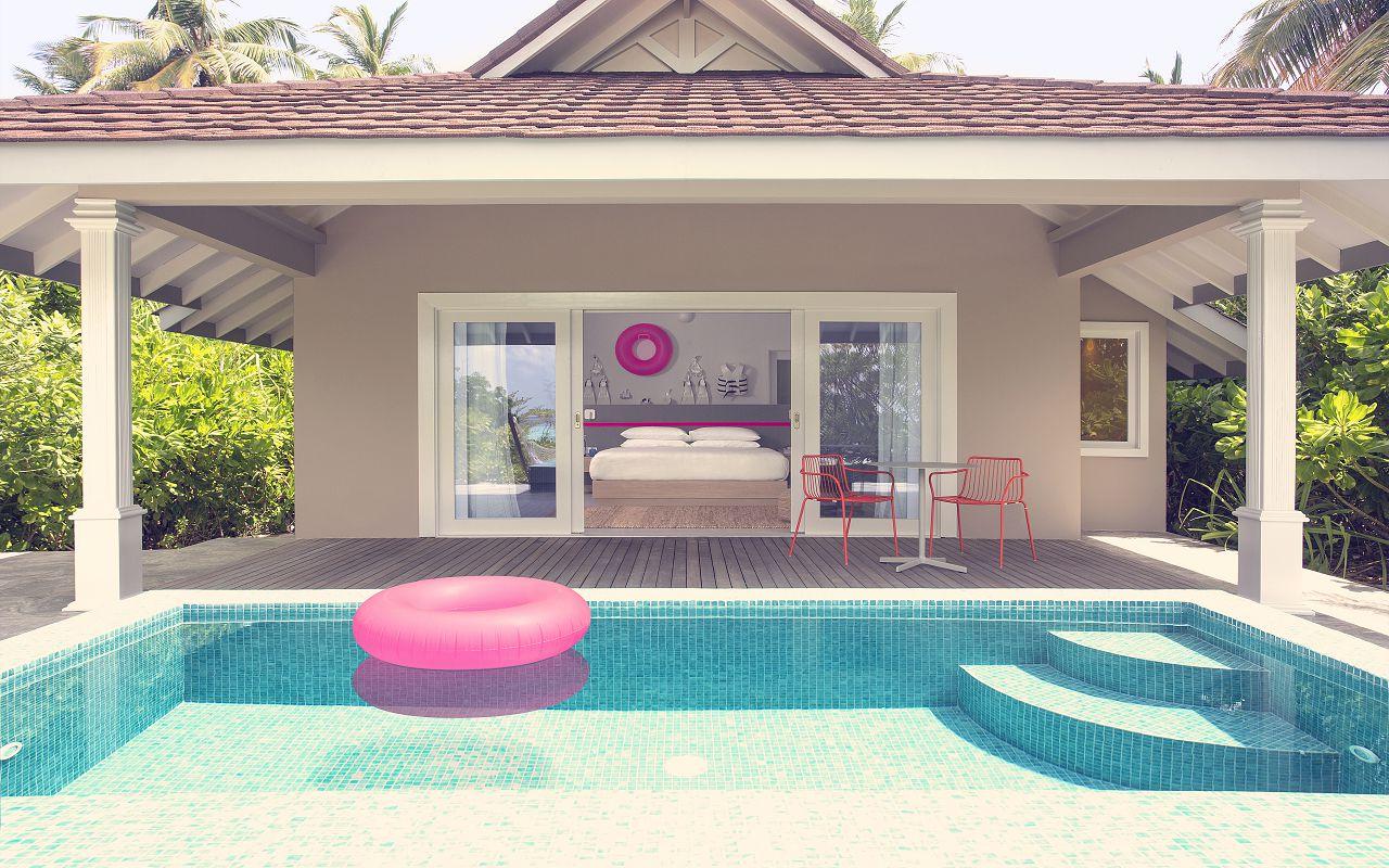 2 Bedroom Ocean Beach Villa (4)