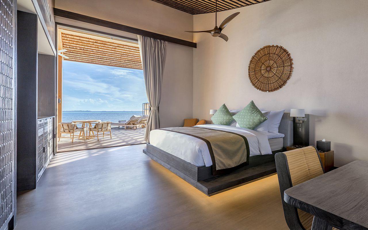 2-Bedroom Residence, Extra Bedroom