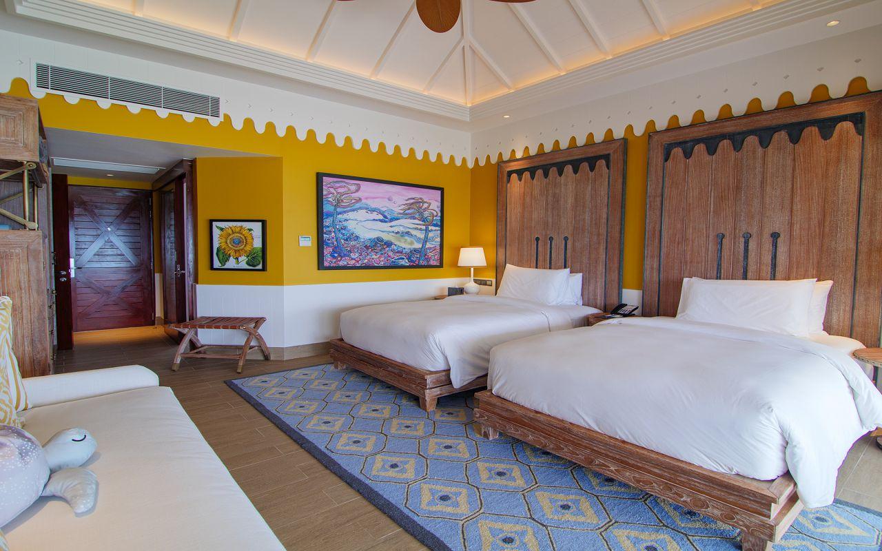 Two Bedroom Beach Villa (1)