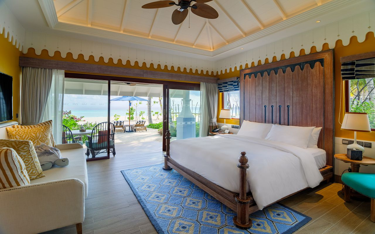 Two Bedroom Beach Villa (5)