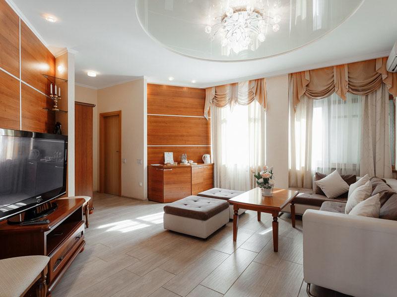 VIP апартаменты8