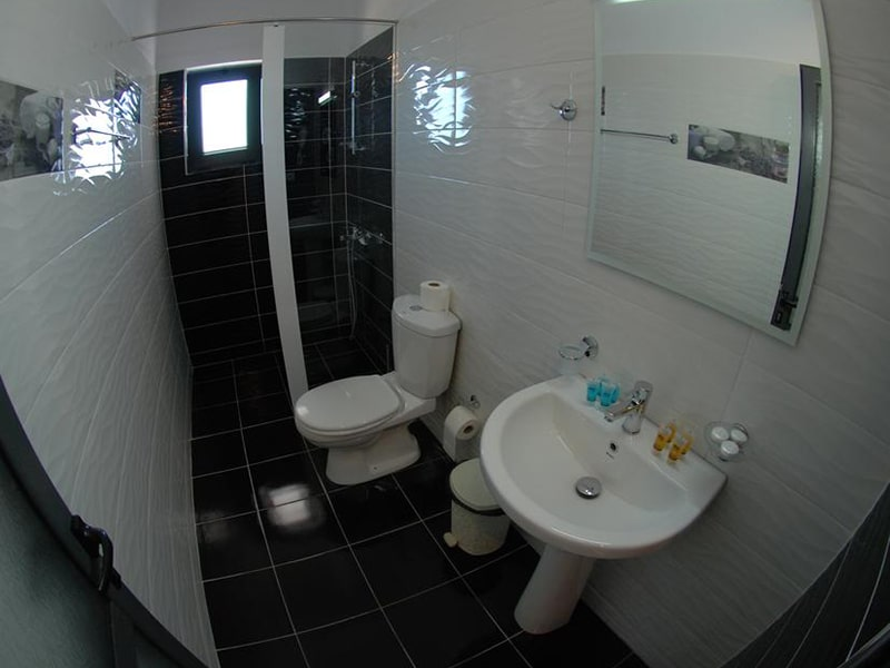 Deluxe Double Room with Sea View-min