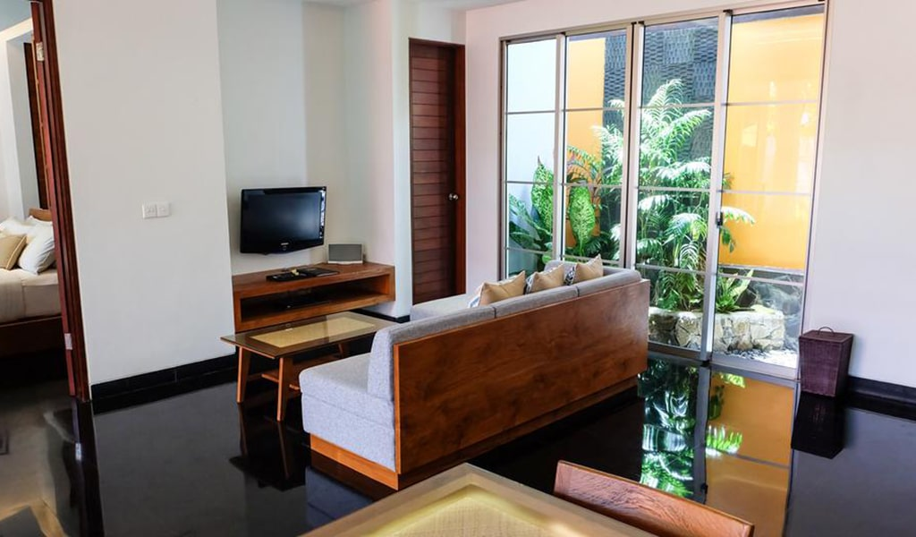 Deluxe One-Bedroom Villa with Private Pool-min