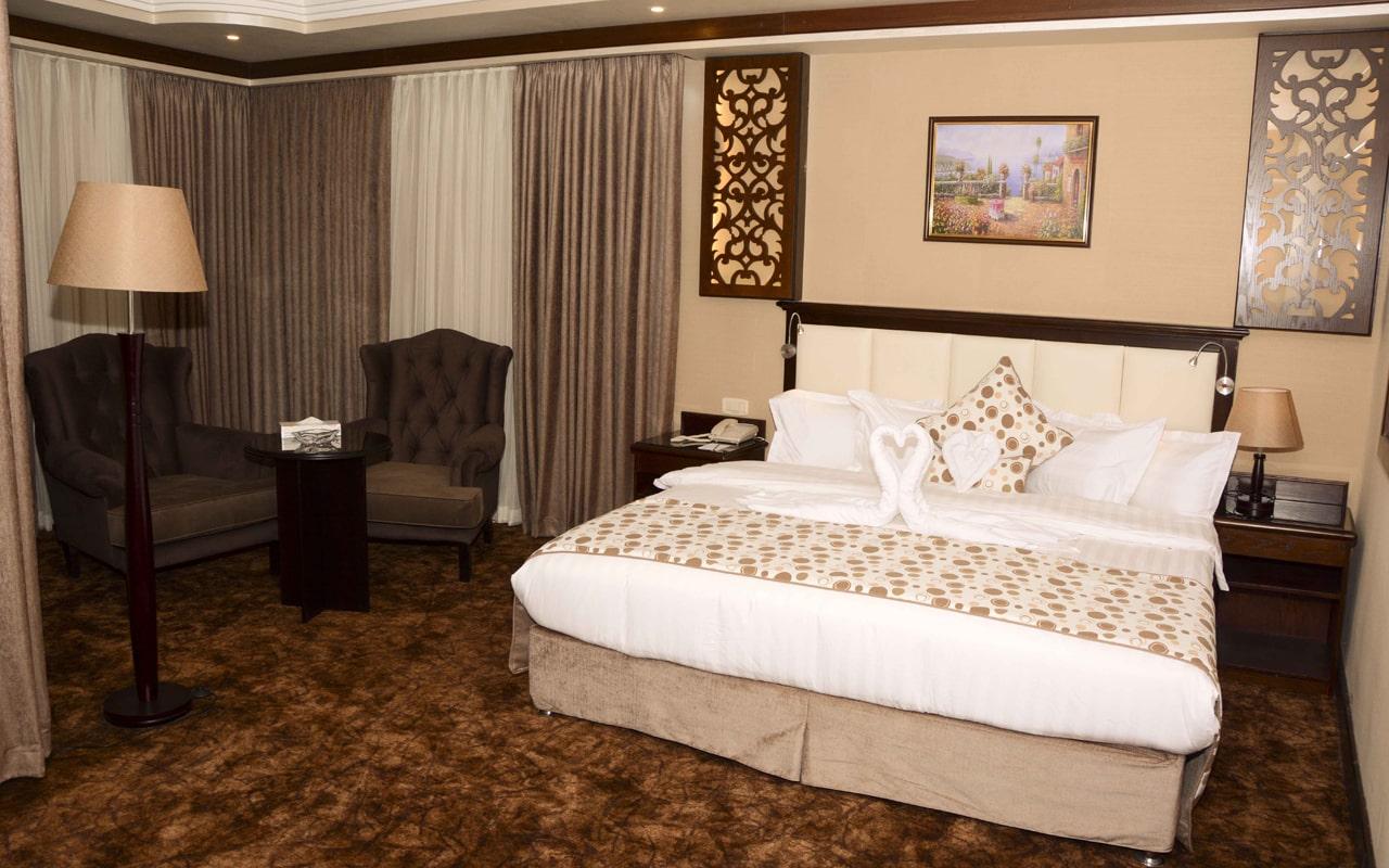Rojina Hotel Amman (1)