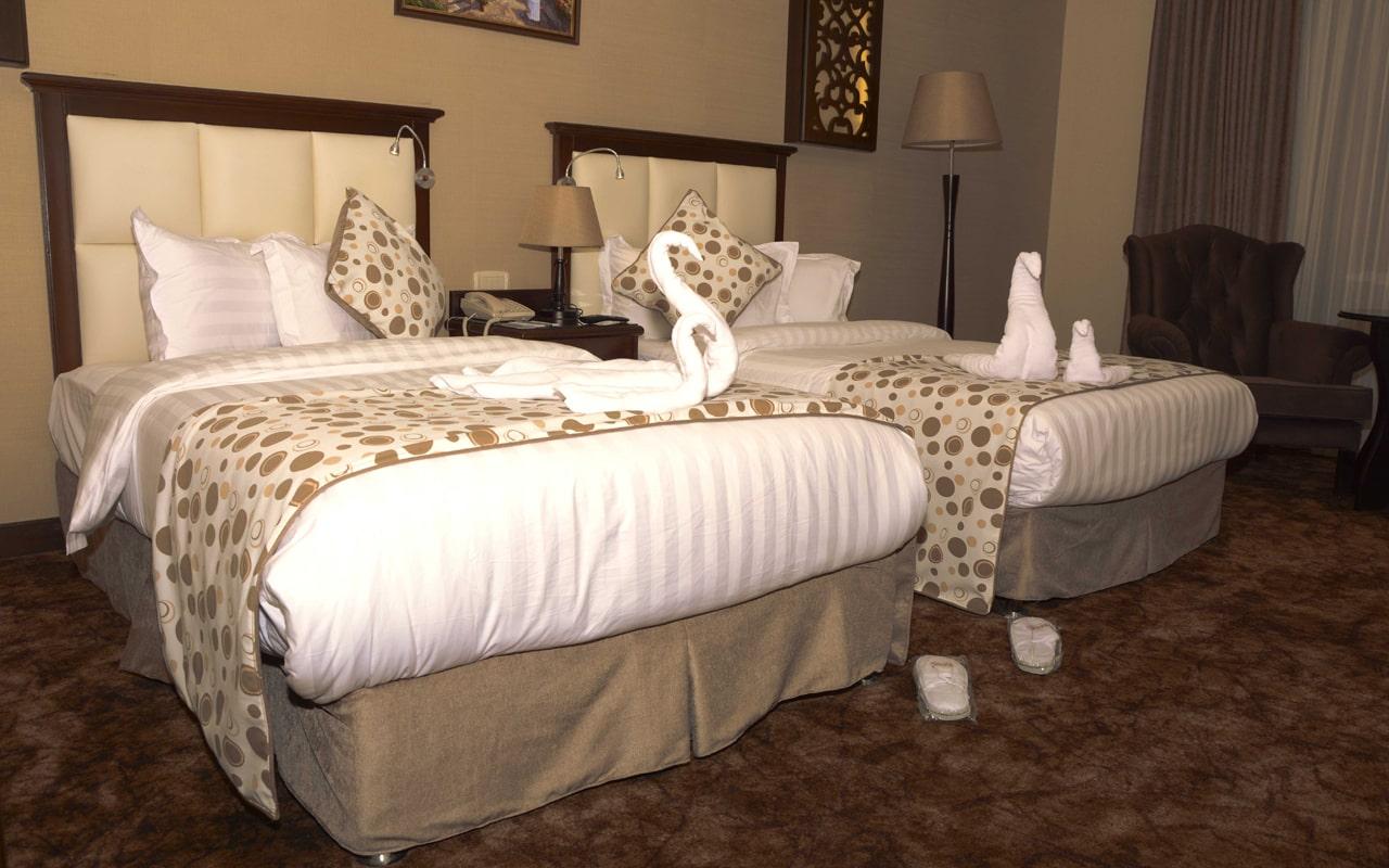 Rojina Hotel Amman (2)