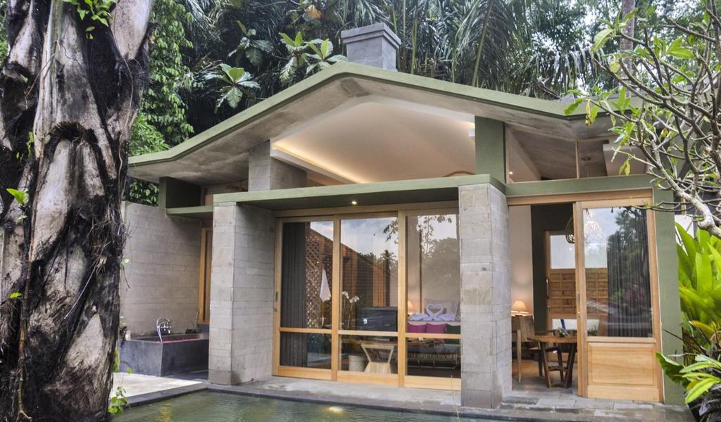 Terrace Villa with Private Pool-min