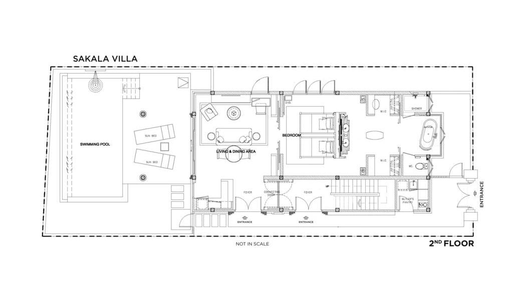 Two Bedroom Pool Villa 7-min