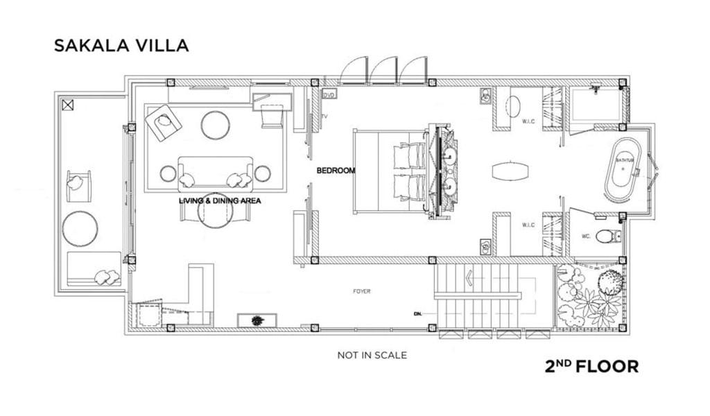 Two Bedroom Pool Villa 9-min