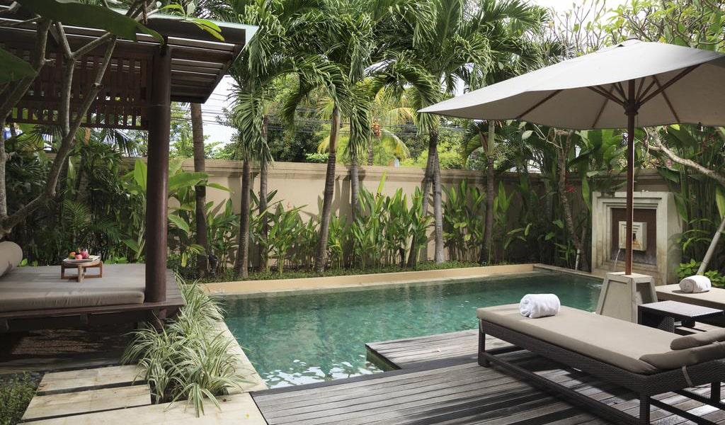 Two Bedroom Pool Villa-min