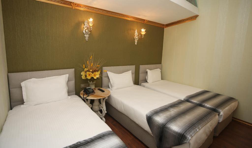 Blue Marmaray Hotel (10)
