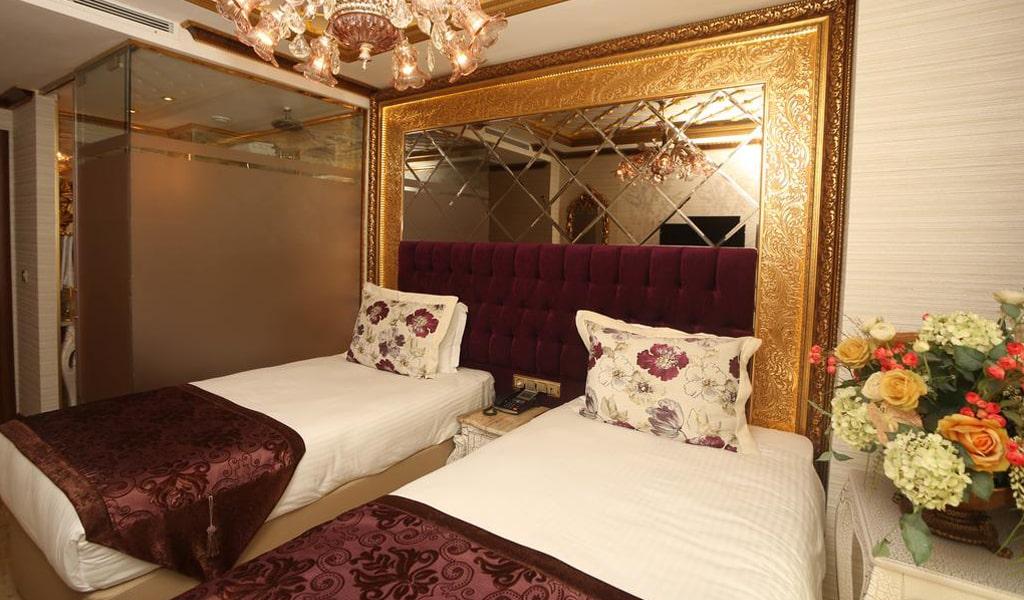 Blue Marmaray Hotel (5)
