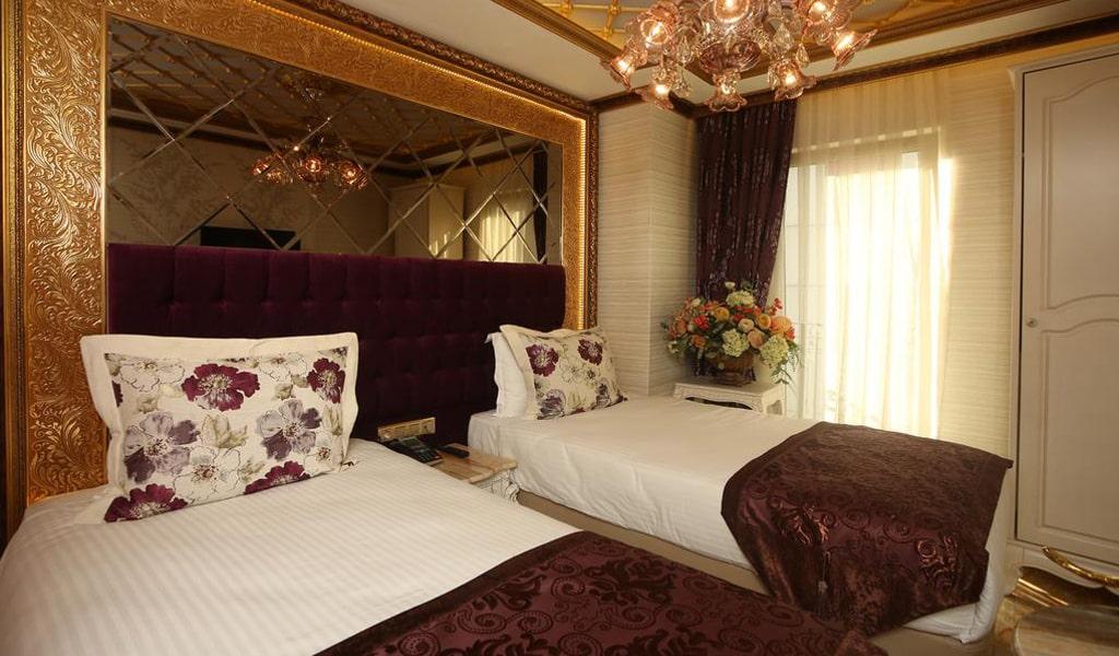 Blue Marmaray Hotel (6)