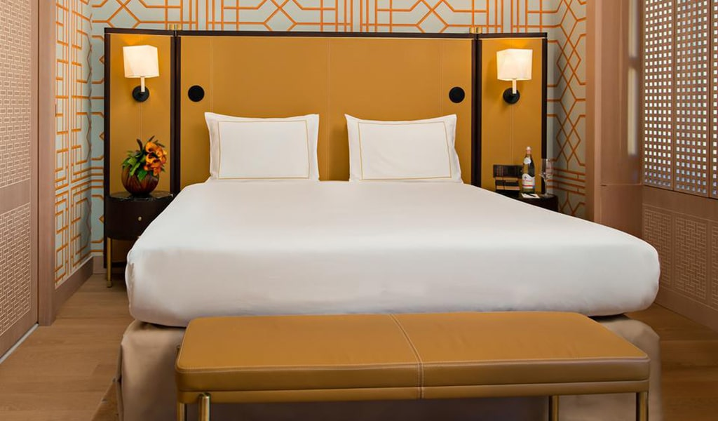 Comfort Double Room - Free Party Access 2-min