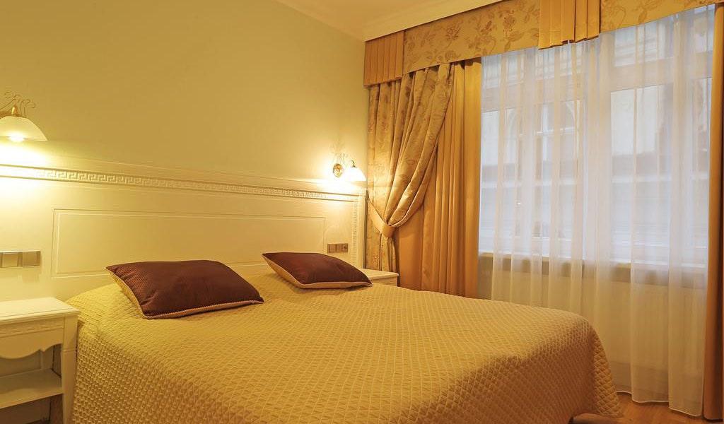 Comfort Double Room-min