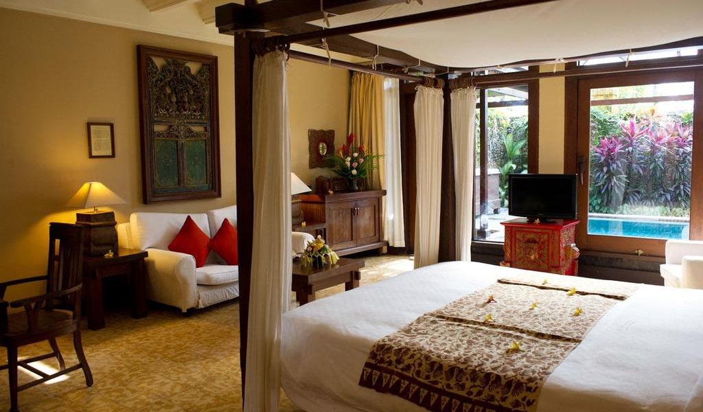 Dedari Suite with Private Pool 5-min
