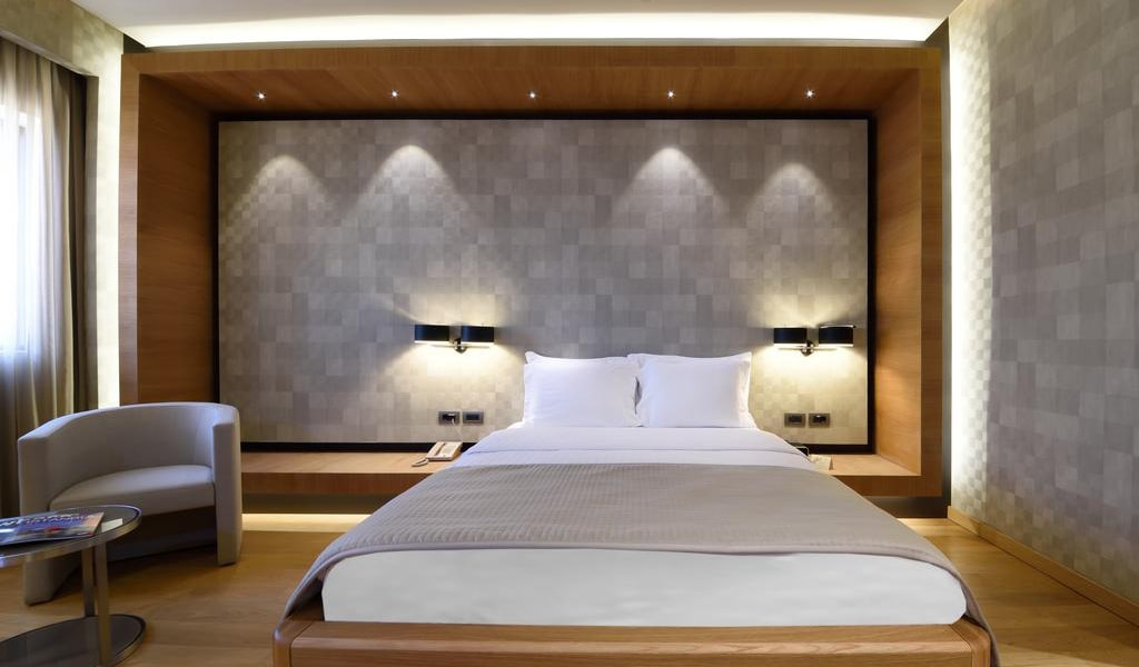 Deluxe Double Room with City View 3-min