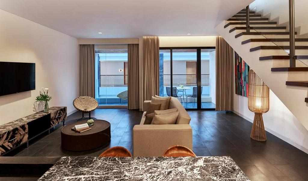 Family Loft Suite with Balcony 2-min