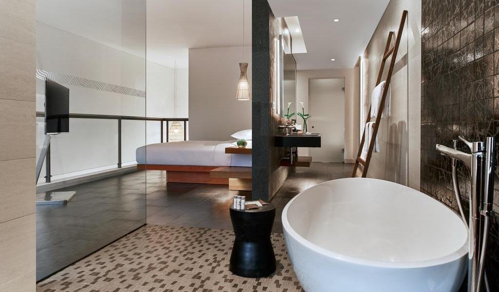 Family Loft Suite with Balcony 3-min