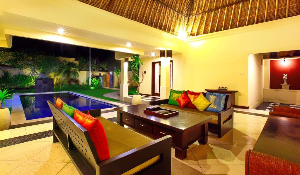 Four-Bedroom Villa with Private Pool 3-min