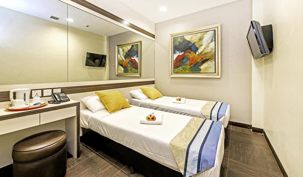 Hotel 81 Bugis (5)