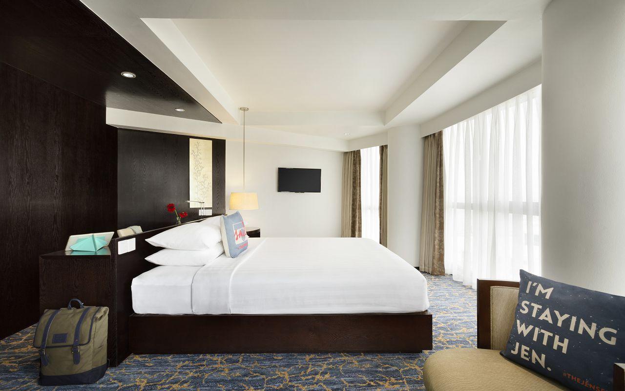 Hotel Jen Male Maldives - Executive Guest Room - 1184231