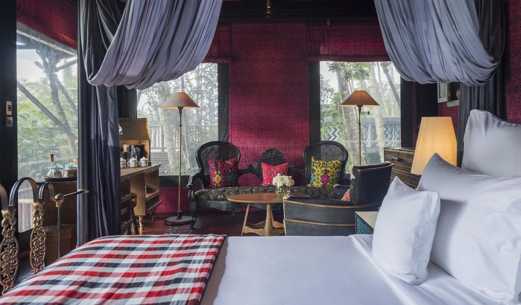 Keliki Valley Tent - King Room with Free Benefit 6-min