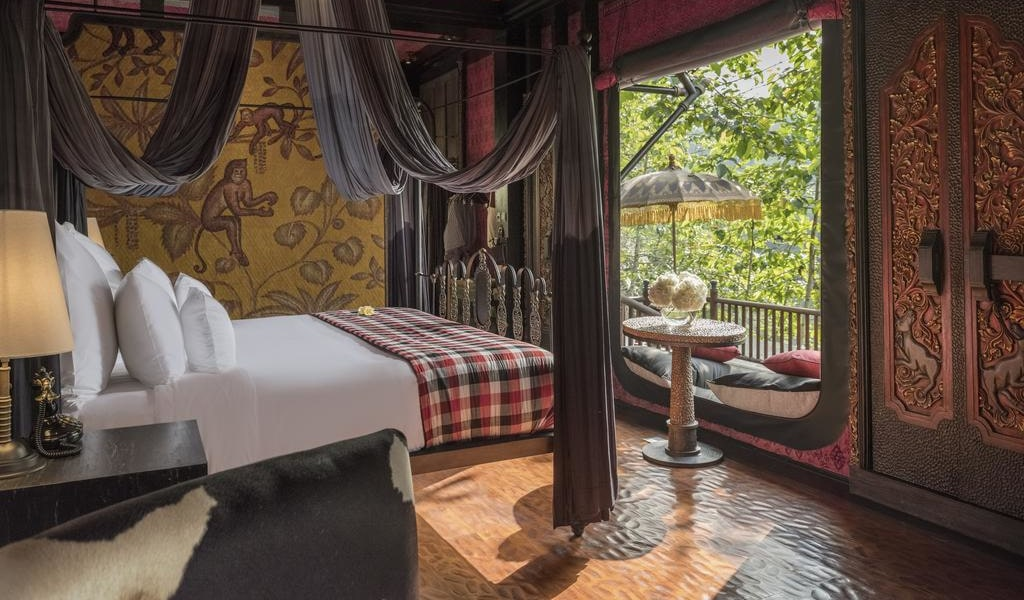 Keliki Valley Tent - King Room with Free Benefit 8-min