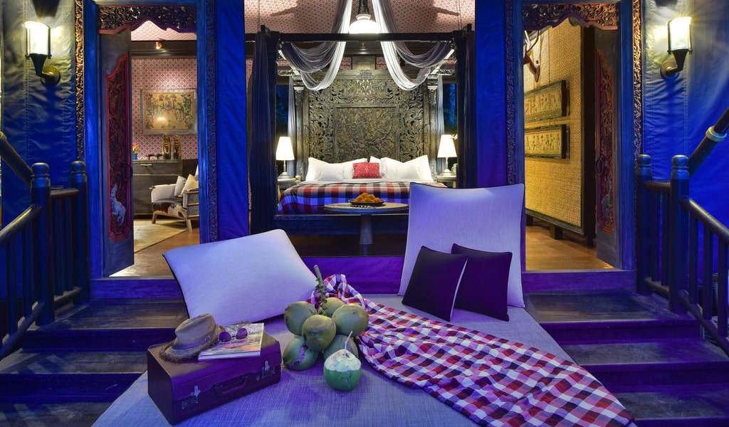 Keliki Valley Tent - King Room with Free Benefit 9-min