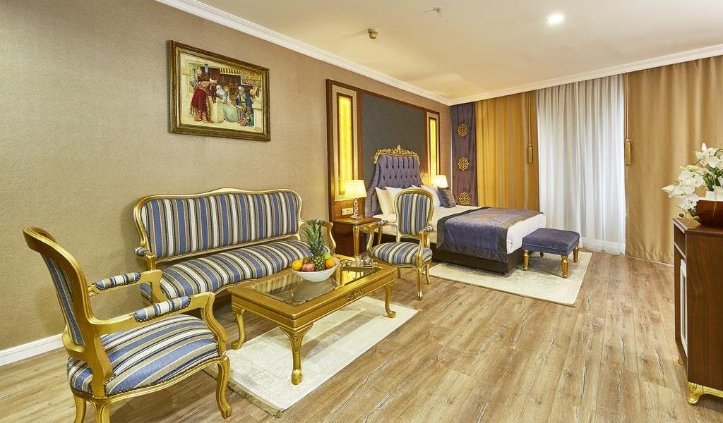 Luxury Suite 1-min