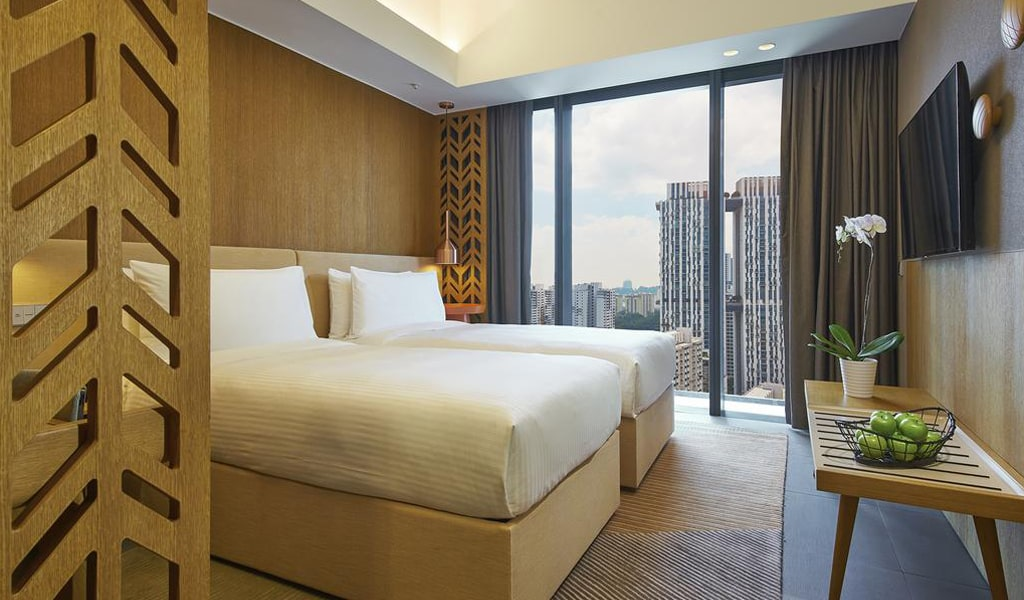 Oasia Hotel Downtown (18)