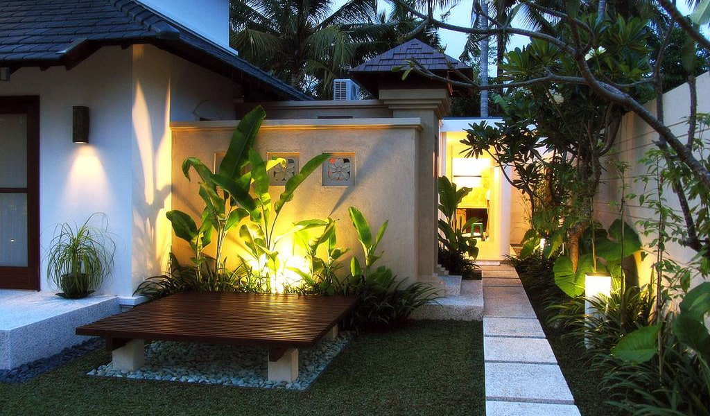 One-Bedroom Villa with Private Pool 5-min