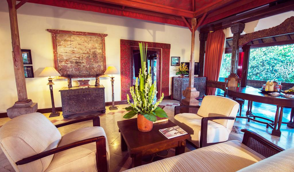 Puri Le Mayeur with Private Pool with Extra Benefit 3-min
