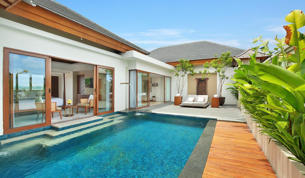Royal Suite Private Villa with Pool 2-min
