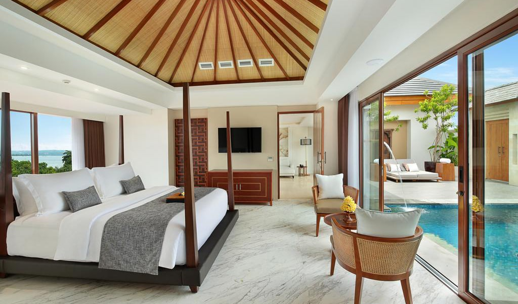 Royal Suite Private Villa with Pool 7-min
