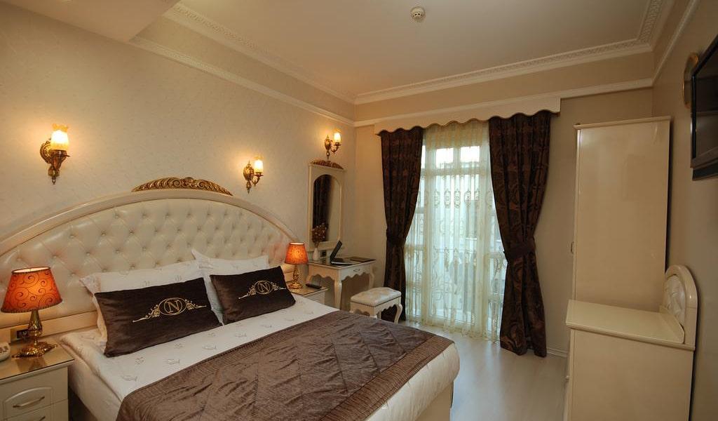 Standard Single Room-min