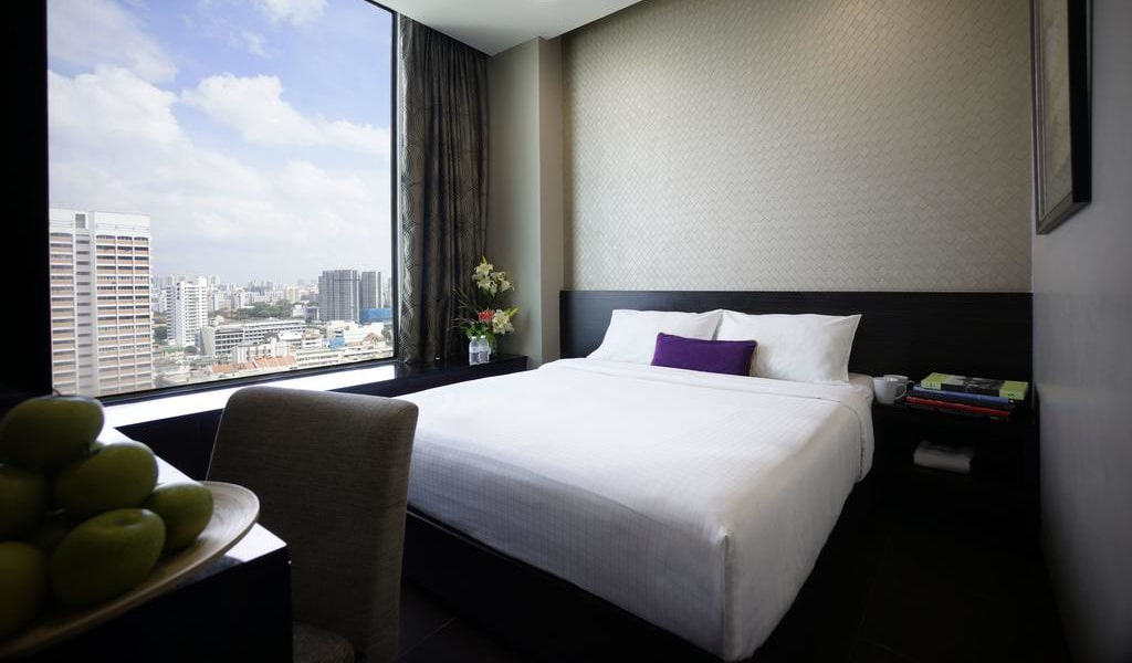 Superior Double Room with City View 1-min