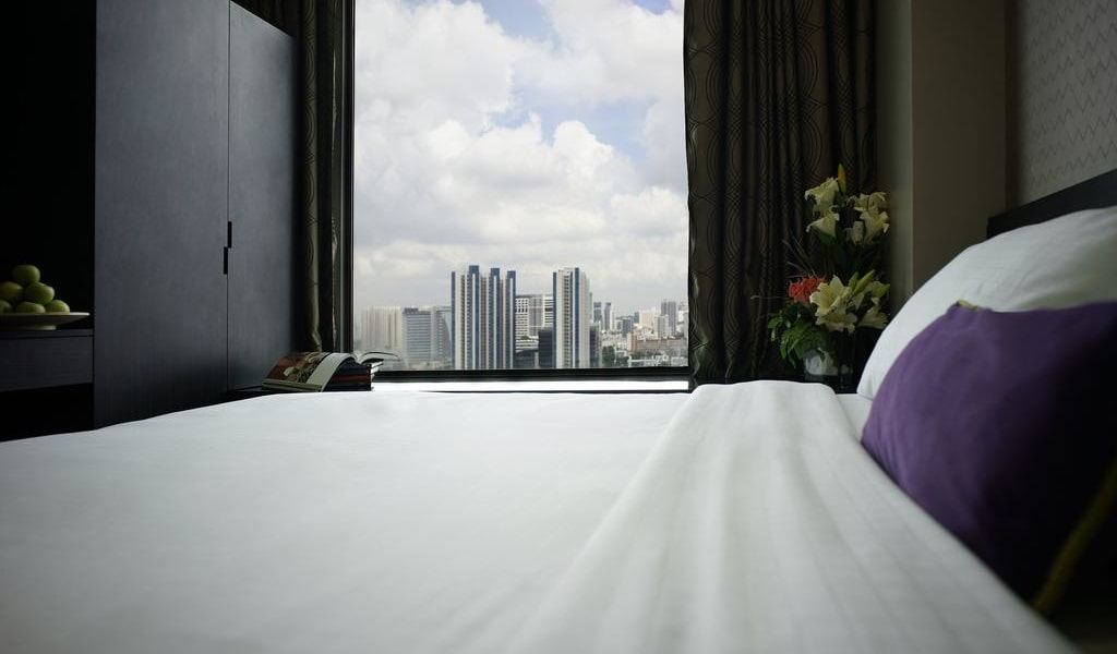 Superior Double Room with City View 2-min
